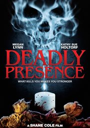Deadly presence cover image