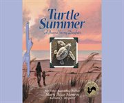 Turtle summer: a journal for my daughter cover image