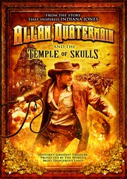 Allan Quatermain and the Temple of Skulls cover image