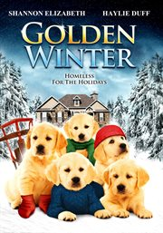 Golden Winter homeless for the holidays cover image