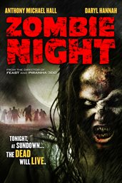 Zombie night cover image