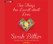Ten things i've learnt about love cover image