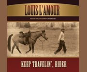Keep travelin',  rider cover image