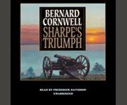 Sharpe's triumph cover image