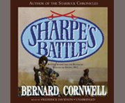 Sharpe's battle cover image