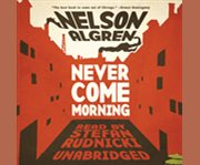 Never come morning cover image
