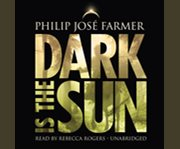 Dark is the sun cover image