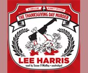 The thanksgiving day murder cover image