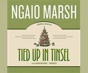 Tied up in tinsel cover image