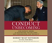 Conduct unbecoming cover image