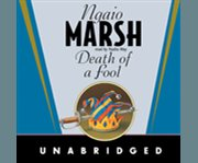 Death of a fool cover image