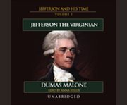 Jefferson and his time, vol. 1 cover image