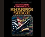 Sharpe's siege cover image
