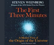 The first three minutes cover image