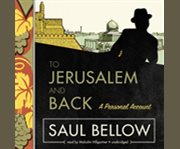 To jerusalem and back a personal account cover image