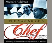 The making of a chef cover image