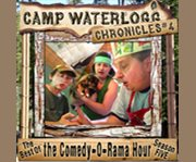 The camp waterlogg chronicles 4 cover image