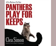 Panthers play for keeps a Pru Marlowe pet noir cover image