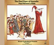 Paul revere's ride and the pied piper of hamelin cover image