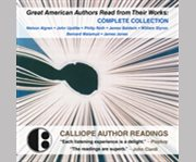 Great American authors read from their works complete collection cover image