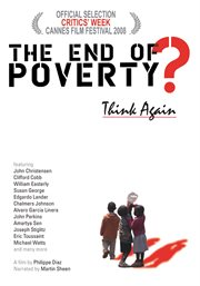 The end of poverty cover image