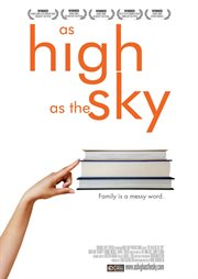 As high as the sky cover image