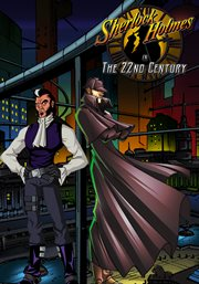 Sherlock holmes in the 22nd century - season 1 cover image