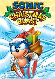 Sonic christmas blast cover image