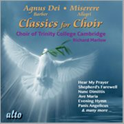 Classics for choir cover image