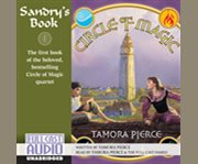 Sandry's book cover image