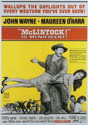 Mclintock! cover image