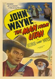 The man from utah cover image