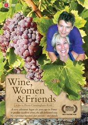 Wine, women & friends cover image