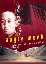 Angry monk cover image