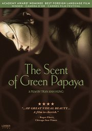 Scent of green papaya cover image