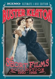 Buster keaton short films collection ii cover image