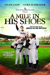 A mile in his shoes cover image