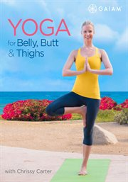 Yoga for belly, butt & thighs cover image