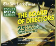 The board of directors cover image