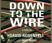 Down to the wire cover image