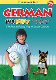 German for kids beginner level 1, vol. 2 cover image