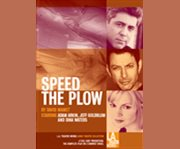 Speed the plow cover image
