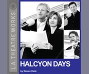 Halcyon days cover image