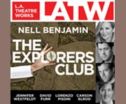 The explorer's club cover image