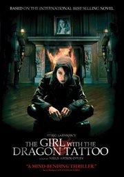 The girl with the dragon tattoo cover image