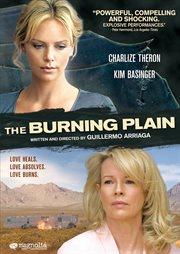 The burning plain cover image