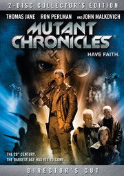 Mutant chronicles cover image