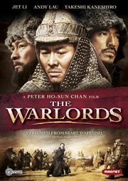 The warlords cover image
