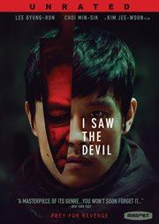 I saw the devil cover image