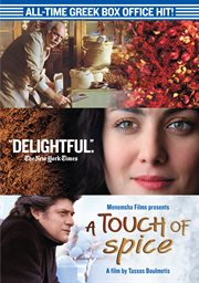 A touch of spice cover image